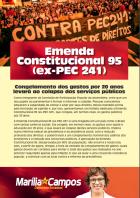 Panfleto PEC 95