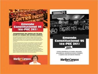 Estudos Emenda Constitucional 95 (Ex Pec 241)