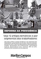 Nº 05 - Reforma da Previdência