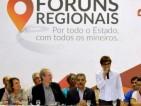 Marília representa a Assembleia em Fóruns Regionais e conhece de perto as demandas do Estado