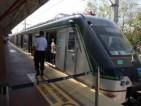 Passageiros elogiam novos trens do metrô BH/Contagem, mas estrutura ficou pequena para a ampliação da demanda
