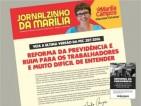 Deputada Marília Campos lança duas publicações inéditas com a última versão da reforma da Previdência
