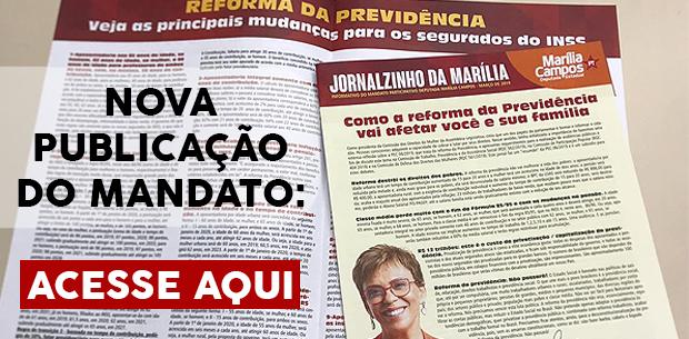 Jornal: Como a reforma da Previdência vai afetar você e sua família