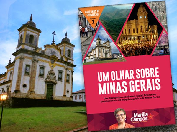 Um diagnóstico econômico, social, financeiro, populacional  e da máquina pública de Minas Gerais
