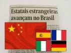 Capitalismo de Estado: Estatais estrangeiras investem bilhões em estatais brasileiras, afirma Valor Econômico