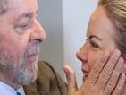 """Lula a Gleisi: """"De vitória em vitória, a democracia contra o estado de exceção"""""""