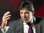 """Fernando Haddad: """"Disputa será da direita com a extrema direita"""""""
