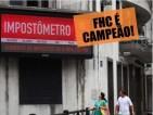 Impostos. A carga tributária no Brasil e no mundo e sua composição: consumo, renda, propriedade e folha salarial