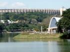 A Pampulha é uma Bacia Hidrográfica, em BH e Contagem, com 507 nascentes, 44 córregos e onde vivem 400 mil pessoas