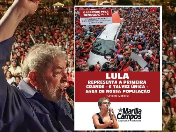 Mandado publica Cadernos pela Democracia nº 9: uma coletânea de textos sobre Lula